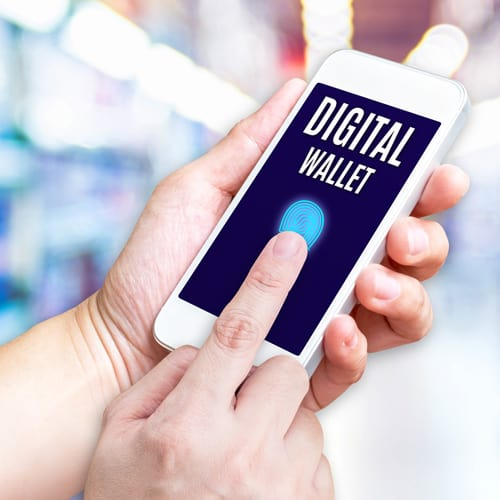 Digital wallet al posto dei registratori di cassa?  Ecco come si risparmierà in negozio