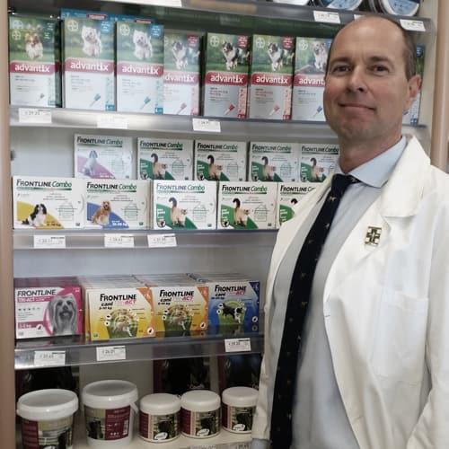 Farmacia Nuova di Formigine, la veterinaria 365 giorni l'anno