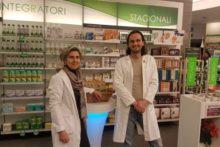 Pharmasi.it, sito della Farmacia De Leo, gestito da Rosario De Leo e Maria Francesca Sgroi