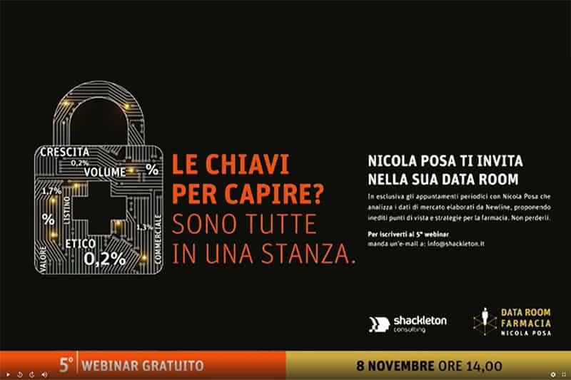 Nicola Posa commenta i dati New Line sulla farmacia: Data Room n.5