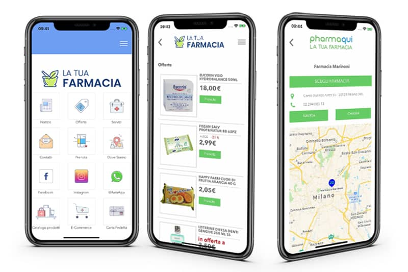 L'app Pharmaqui, il parere dei farmacisti