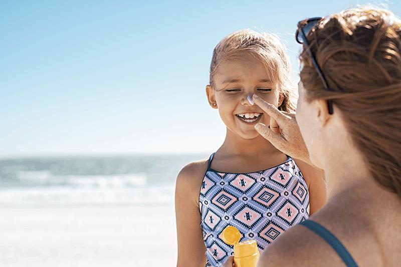Solari per bambini: i consigli giusti in farmacia