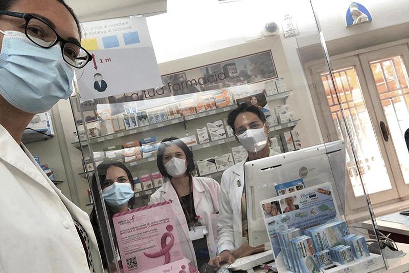 Ottobre: al via la prevenzione in farmacia