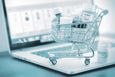 Nel primo trimestre del 2021 le vendite online di farmacie e parafarmacie tengono il passo. Ma chi regna nell'online?