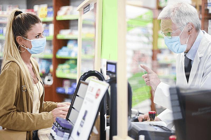 Farmacia e rischio contagio Covid-19: le esperienze di Apoteca Natura e Mia Farmacia