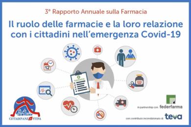 Il Rapporto annuale sulla farmacia fa emergere il suo ruolo centrale nell'emergenza Covid