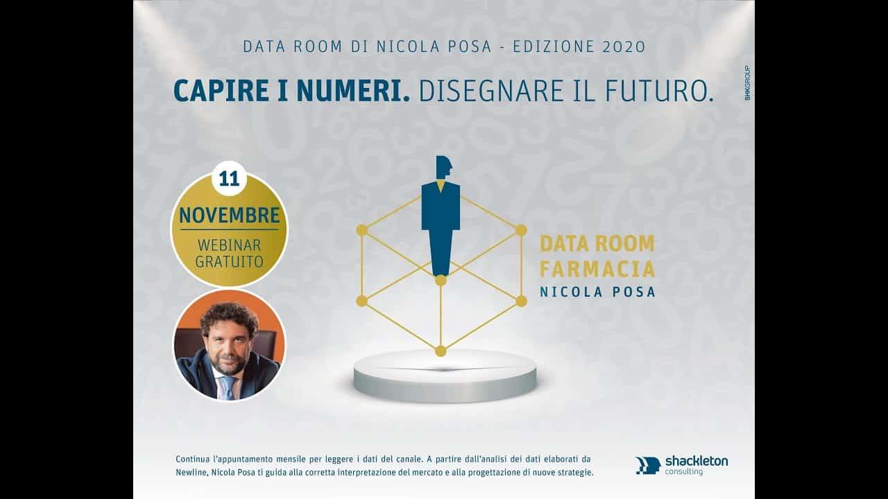 I dati e il primo focus regionale: il data room di novembre