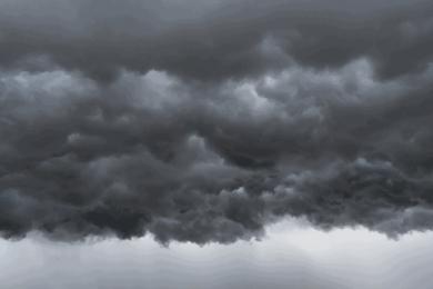 Ancora nubi nel cielo di febbraio della farmacia