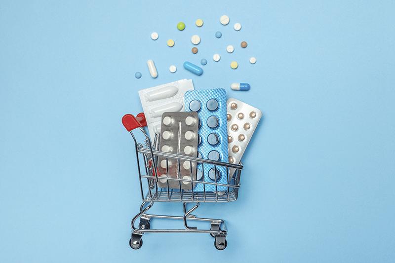 La pandemia rivoluziona gli acquisti online: più idrossiclorochina, meno farmaci per la disfunzione erettile