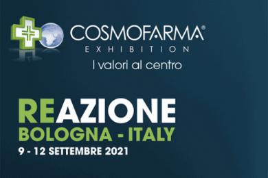 Riparte il settore fiere: Cosmofarma è in programma dal 9 al 12 settembre