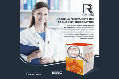 Farmalabor propone la Rete Farmacisti Ricercatori