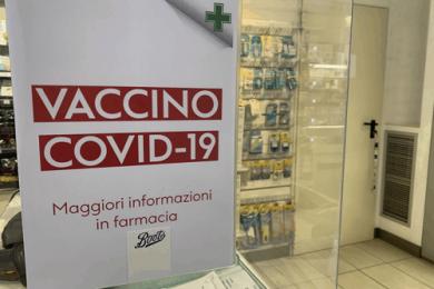 I farmacisti del Lazio hanno cominciato a vaccinare