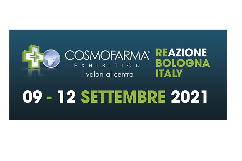 Al via Cosmofarma ReAzione, dal 9 al 12 settembre a Bologna